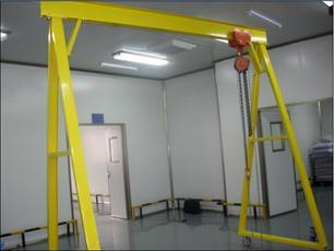 衢州专业生产移动式龙门吊