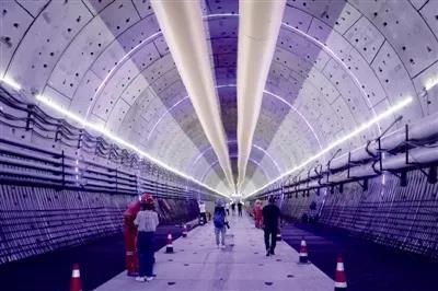 《【奇亿娱乐待遇】[浙江]温州首条越江隧道掘进2000多米预计今年5月打通》