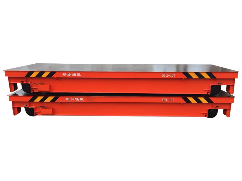 KPX型蓄电池电动平车—瑞星厂家