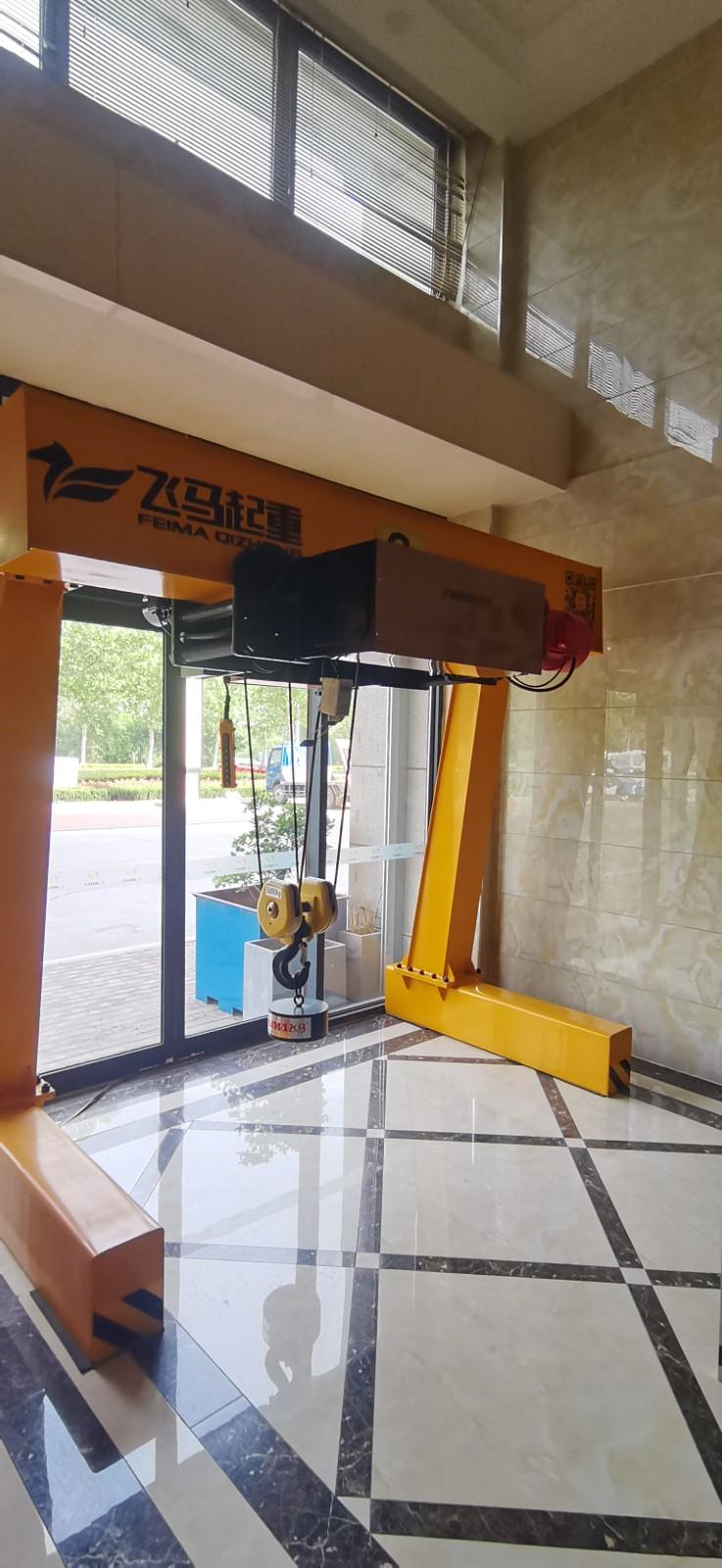 郑州低净空电动葫芦