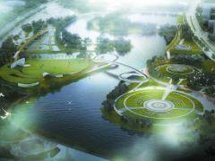 """上海最大海绵公园""""星空之境""""本月开放"""
