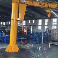 广州立柱式电动旋臂吊起重机销售安装服务