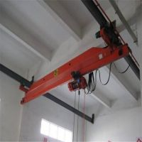 淮北起重机-LX电动葫芦悬挂单梁起重机