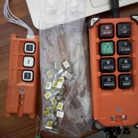 中山天车遥控器安装-矿山起重