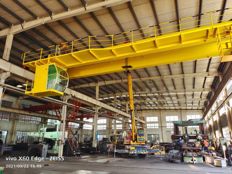 咸阳65吨双梁桥式起重机